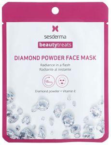 Sesderma Beauty Treats Diamond Powder Face Mask (22mL)