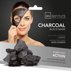 IDC Charcoal Black Face Mask