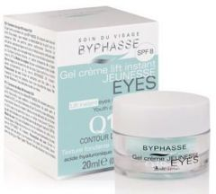 Byphasse Lift Instant Q10 Eye Contour Gel Cream (20mL)