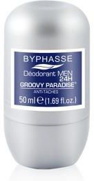 Byphasse Men Roll-On 24H Deodorant Groovy Paradise (50mL)