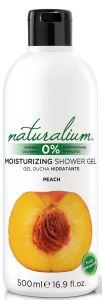Naturalium Bath and Shower Gel Peach (500mL)