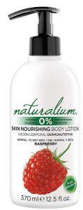 Naturalium Body Lotion Raspberry (370mL)