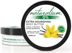 Naturalium Body Butter Vanilla (200mL)
