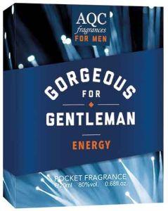 AQC Fragrances Gorgeous Gentleman Energy (20mL)