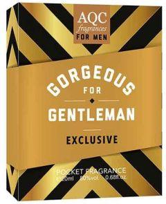 AQC Fragrances Gorgeous Gentleman Exclusive Pocket (20mL)