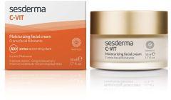 Sesderma C-vit Ax+ Moisturizing Facial Cream (50mL)
