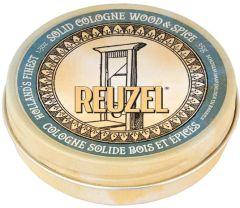 Reuzel Solid Cologne Balm Wood & Spice (35g)