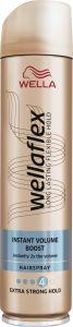 Wella Wellaflex Instant Boost Extra Strong Hairspray (250mL)