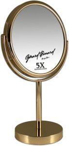 Gerard Brinard Gold Metal Make-Up Mirror