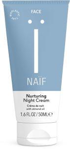 Naïf Nurturing Night Cream with Almond Oil (50mL)