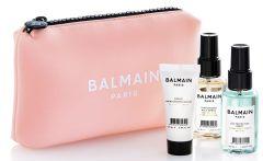 Balmain Limited Edition Cosmetic Bag SS20 Pink