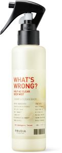 Frudia What's Wrong Help AC Clear Body Mist (150mL)