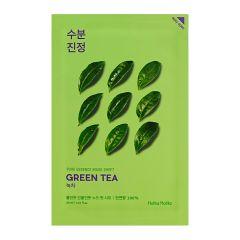 Holika Holika Kasvonaamio Pure Essence Mask Sheet - Green Tea