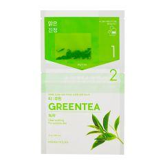 Holika Holika Instantly Brewing Tea Bag Mask (27mL) Green Tea