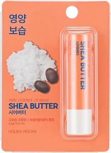 Holika Holika Pure Essence Shea Butter Lip Balm (3.3g)