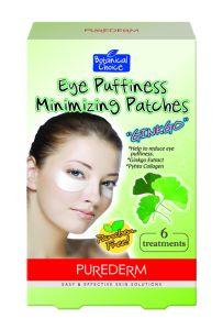 Purederm Eye Puffiness Minimizing Patches Ginko