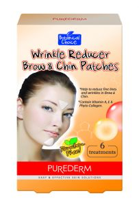 Purederm Wrinkle Reducer Brow&Chin Patches