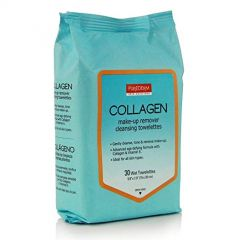 Purederm Collagen Make-up Remover Cleansing Towelettes