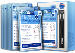 Double & Zero Double Care Solution Mask Alaska Ice Water (10pac + roller)
