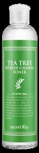 Secret Key Tea Tree Refresh Calming Toner (248mL)