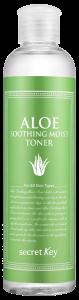Secret Key Aloe Soothing Moisturising Toner (248mL)