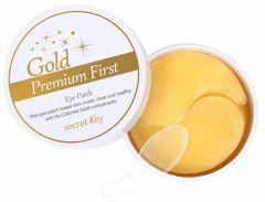 Secret Key Gold Premium First Eye Patch (60pcs)