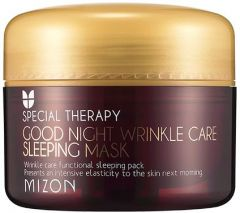 Mizon Good Night Wrinkle Care Sleeping Mask (75mL)