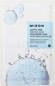 Mizon Joyful Time Essence Mask Hyaluronic Acid (23mL)
