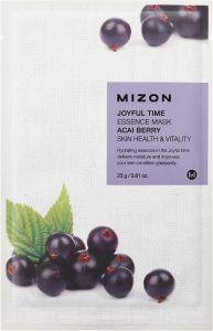 Mizon Joyful Time Essence Mask Acai Berry (23mL)