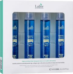 Lador Perfect Fill-Ip Hair (4x13mL)