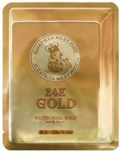 Elizavecca Milky Piggy 24k Gold Water Wew Snail Mask Pack