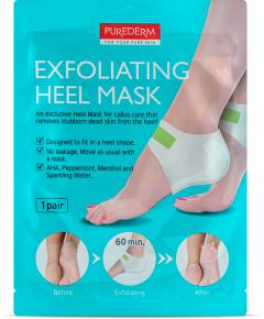 Purederm Exfoliating Heel Mask