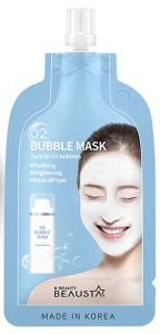 Beausta O2 Bubble Mask (20mL)