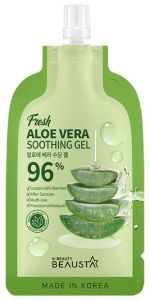 Beausta Aloe Vera Soothing Gel (20mL)