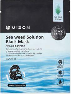 Mizon Seaweed Solution Black Mask (25mL)