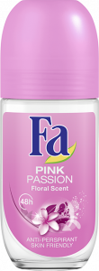 Fa Roll-On Deodorant Pink Passion (50mL)