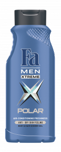 Fa Shower Gel Men Xtreme Polar (400mL)