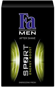 Fa After Shave Sport Energy Boost (100mL)