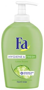 Fa Liquid Soap Hygiene&Fresh Lime (250mL)