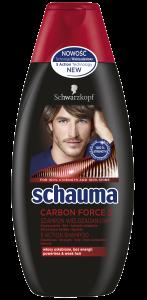 Schauma Shampoo Carbon Force 5 (400mL)