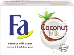 Fa Bar Soap Coconut Milk (90g)