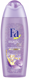 Fa Shower Gel Magic Oil Purple Orchid (400mL)
