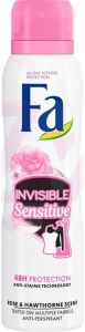 Fa Deodorant Invisible Sensitive (150mL)