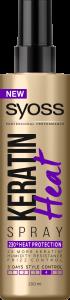 Syoss Styl. Keratin Heat Protect Spray (200mL)