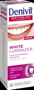 Denivit Toothpaste White Luminizer (50mL)