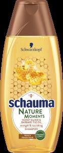 Schauma Nature Moments Honey Elixir&Barbary Fig Oil Shampoo (250mL)