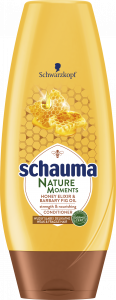 Schauma Nature Moments Honey Elixir & Barbary Fig Oil Conditioner (200mL)