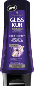 Gliss Kur Conditioner Fiber Theraphy (200mL)