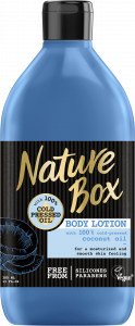 Nature Box Body Lotion Coconut Oil Quench (385mL)