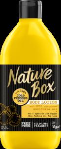 Nature Box Body Lotion Macadamia Oil Indulge (385mL)